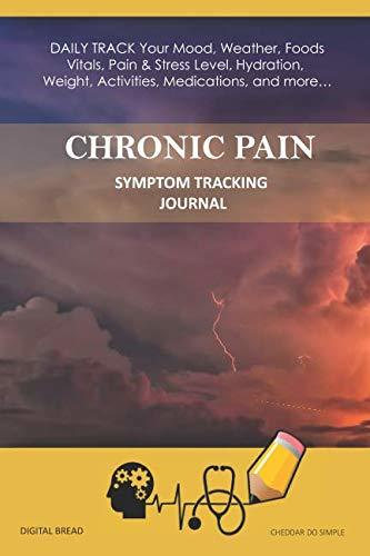 chronic pain symptom tracking journal daily track your mood